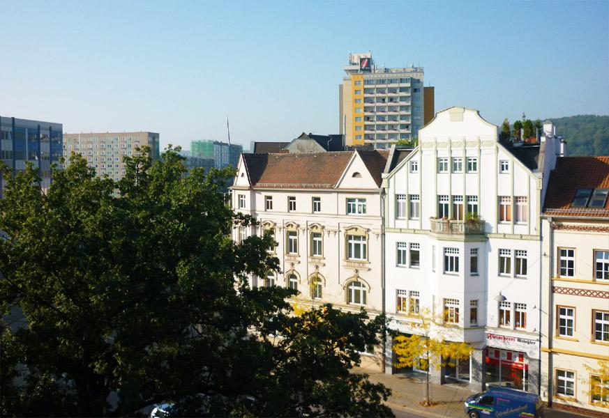 puschkinplatz gera